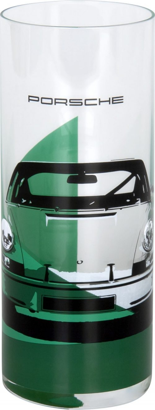 Porsche Glas Grun